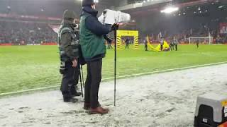 Download Video You Never Walk Away Liverpool vs Leicester City Remember Chairman Death MP3 3GP MP4