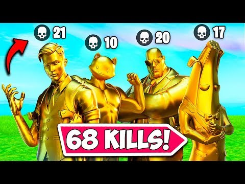 *NEW RECORD* MOST ELIMS IN 1 GAME!! (68 KILLS) - Fortnite Fails And WTF Moments! #918
