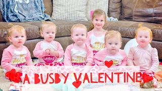 One of It's a Buzz World's most viewed videos: Busby Valentines Day