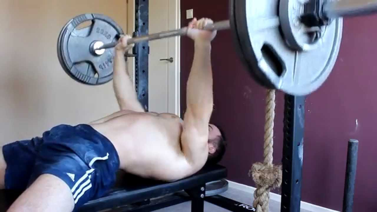 Bench Press Pull Ups Dips Youtube