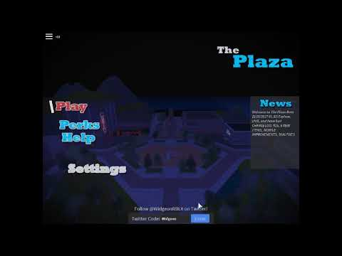 Roblox The Plaza Codes Youtube