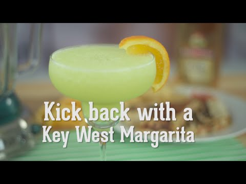 Key West Margarita Recipe