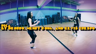 Pica by Deorro, Henry Fong, and Elvis Crespo - Zumba Choreography - Jaz Dance Fitness