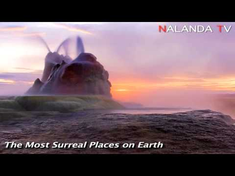 The Most Surreal Places on Earth (Part I)