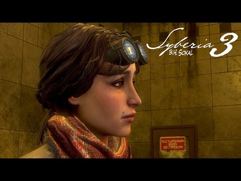 Syberia 3 - Launch Trailer