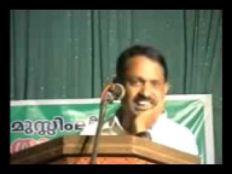 Indian union muslim league speech comedy