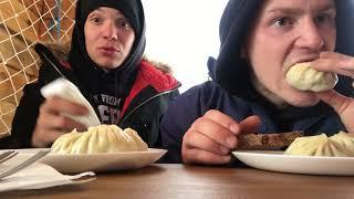Обзор на еду Иркутск Ольхон
