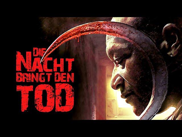 Die Nacht bringt den Tod (HORROR I Horrorfilm kostenlos in voller Länge, ganzer Film auf Deutsch)