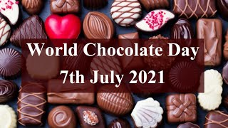 🍫World Chocolate Day🍫/Happy Chocolate Day/World Chocolate Day Wishes/Quotes/Messages