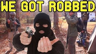 Revelations 7 | We Got Robbed (Open World Airsoft Game)