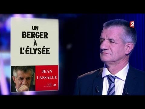 Jean Lassalle - On n'est pas couché 21 janvier 2017 #ONPC