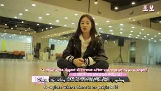 Download Video [ENGSUB] Boram Relay E.01 '22 years old Park Boram' MP3 3GP MP4