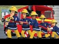 Fireman Sam New Episodes Seeing Red 1 HOUR Adventure 🚒 🔥 Cartoons for Children