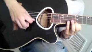 in spite of all the danger Quarrymen Beatles guitar solo- Lesson