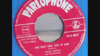 Shane Fenton  - Five Foot Two, Eyes Of Blue