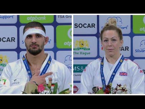 الجيدو: البلغاري إيفانوف والبريطانية كونواي يسيطران في ثاني أيام جائزة لاهاي…  - نشر قبل 8 دقيقة