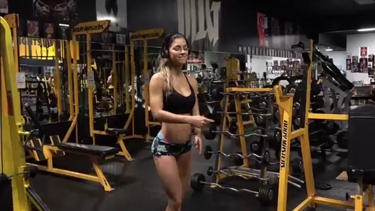 Anllela Sagra Workout And Motivation Youtube