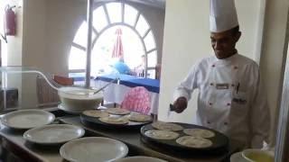 Вся правда о Тунисе 2016. Завтраки в отеле Браво Джерба. Ч.2