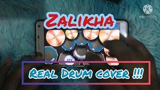 Zalikha ~ floor88 (real drum cover)