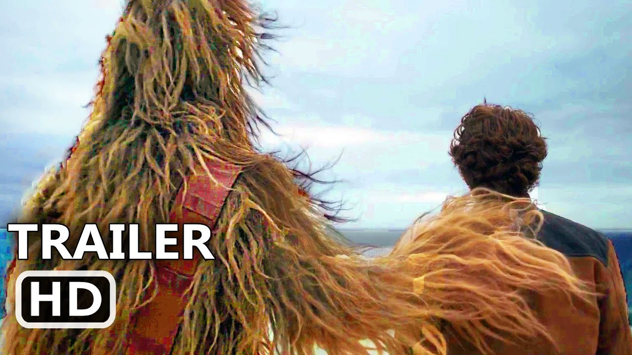 SOLO : A STAR WARS STORY Official Trailer (2018) Han Solo Super Bowl Movie HD