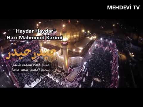 Haydar Haydar - Hacı Mahmoud Karimi