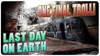 Bunker Alfa Complete! (Best Troll Ever)   Last Day On Earth Survival 1.5 Update