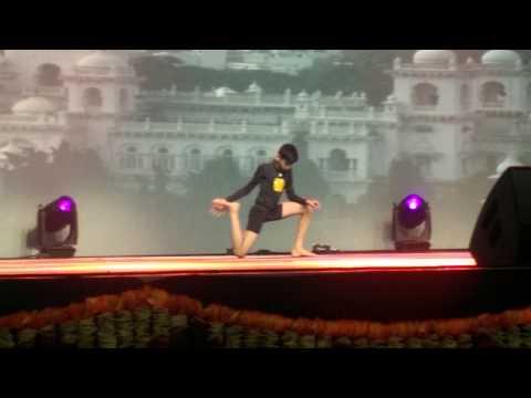 Tarun Burma Yoga at ATA 2014