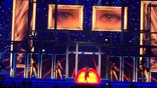 Kylie Minogue - Kiss Me One Tour BUDAPEST - 01 Intro, Les Sex, In My Arms, Timebomb