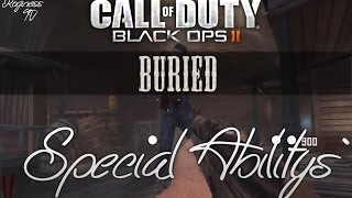 LEROY'S Special Abilities! / Re-rolling box, Building items, ect! (BO2 Zombies: Buried)