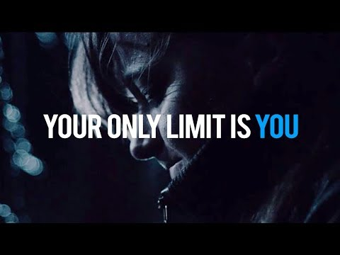 YOUR ONLY LIMIT IS YOU  Study Motivation