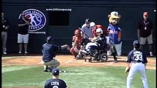 2012 Little League Challenger Division Exhibition Game at 66th Little League Baseball World Series