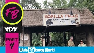 All the Animals! Gorilla Falls Trail & Kilimanjaro Safaris | pt4 6/17/18