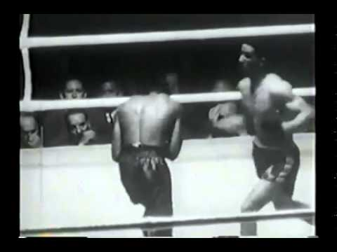 Randy Turpin vs Sugar Ray Robinson I