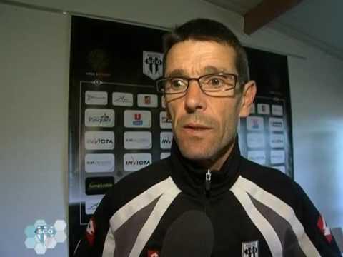 Vannes-Angers: Philippe Brunel se lâche! (Football D2)