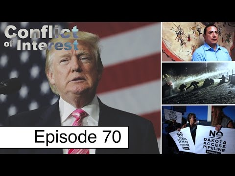 Standing Rock, Trump's Conflict of Interest, Jill Stein's Recount + More | Episode 70