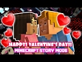 HAPPY VALENTINE'S DAY!! FULL Minecraft Story Mode (Valentine's Day Special)
