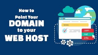Pointing Your Domain to Your Web Host