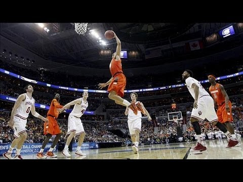 NCAA Sweet 16 Brings Surprises: Syracuse Beats Indiana