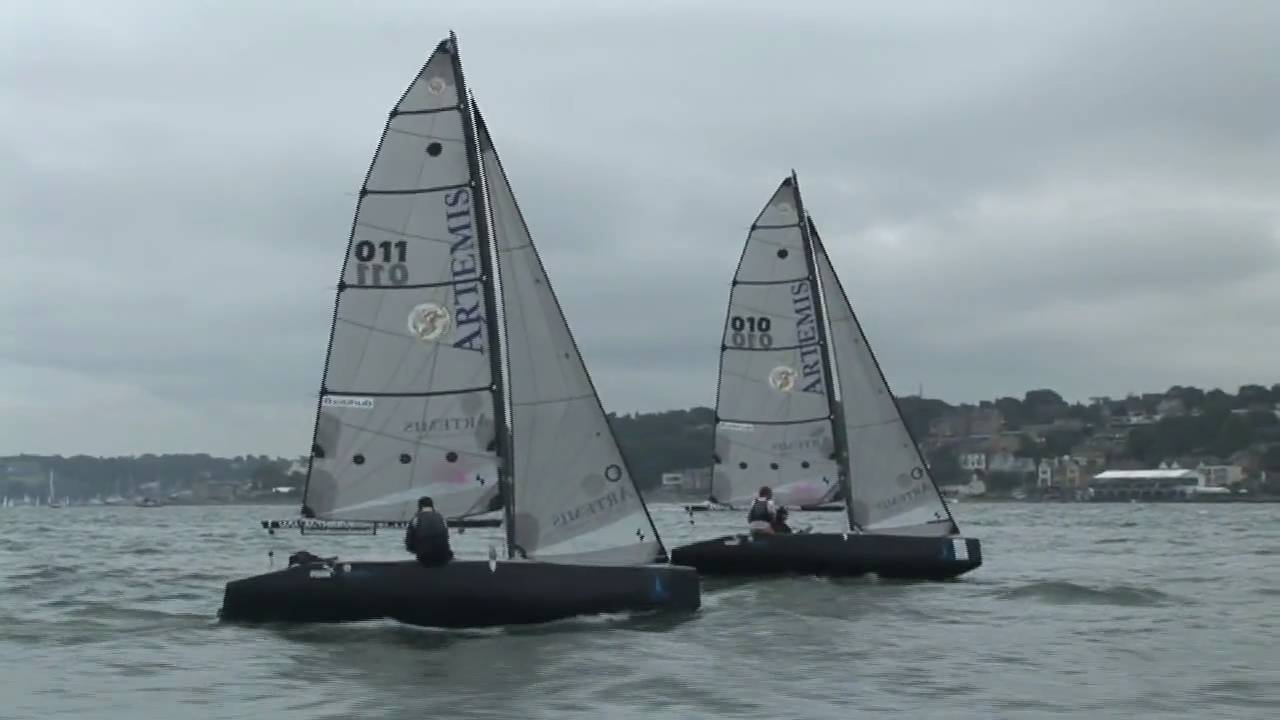 Download Day five of Cowes Week 2009. Part Two
