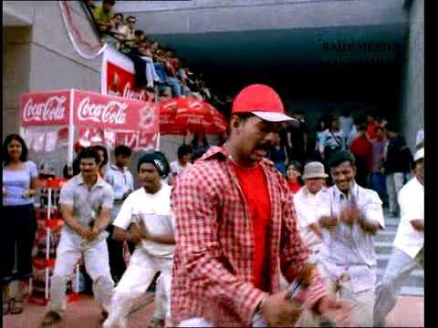 Ilayathalapathy Vijay Coca cola AD