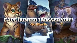 FACE HUNTER I MISSED YOU SO MUCH