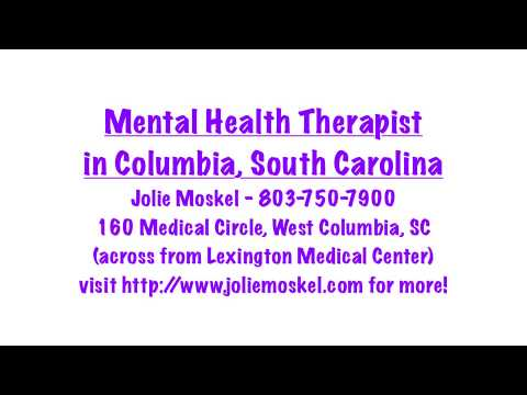 Mental Health Therapist in Columbia, South Carolina - Jolie Moskel