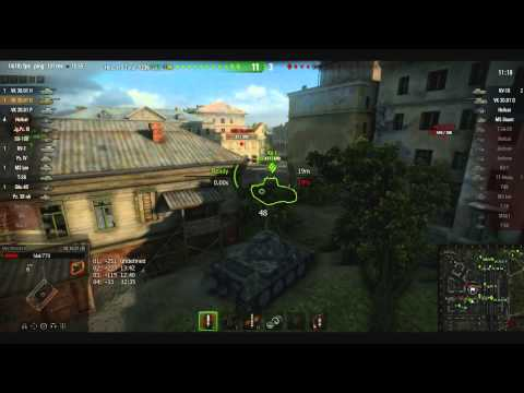 World of Tanks - VK 30.01(D) - She Wants the D