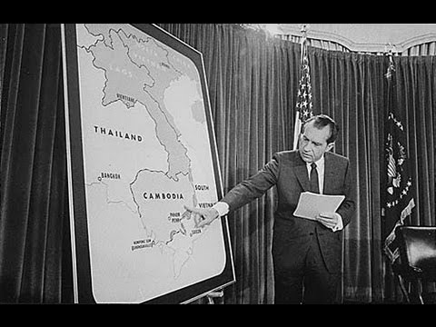 President Nixon's Cambodia Incursion Address