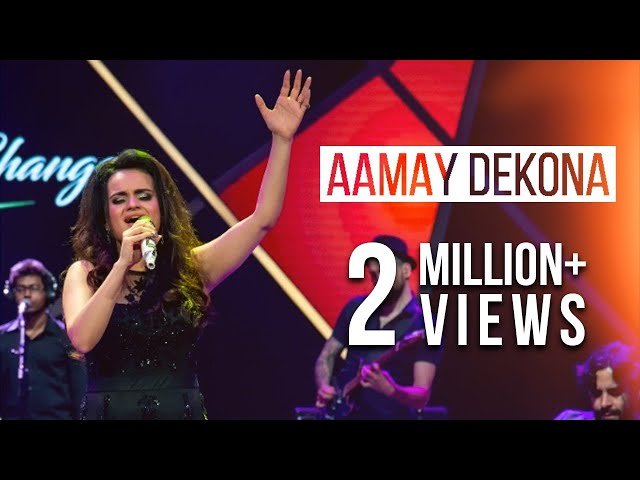 AAMAY DEKONA - TAPOSH FEAT. ADITI SINGH SHARMA : OMZ WIND OF CHANGE [ S:05 ]