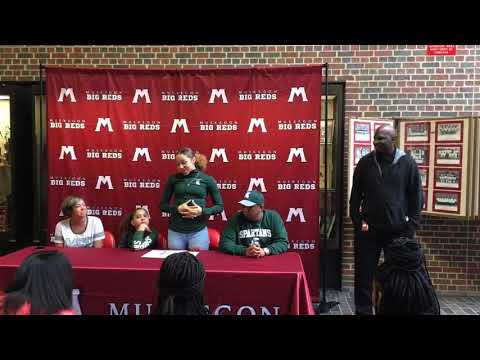 Muskegon-area Division I and II signings: See where student-athletes are headed