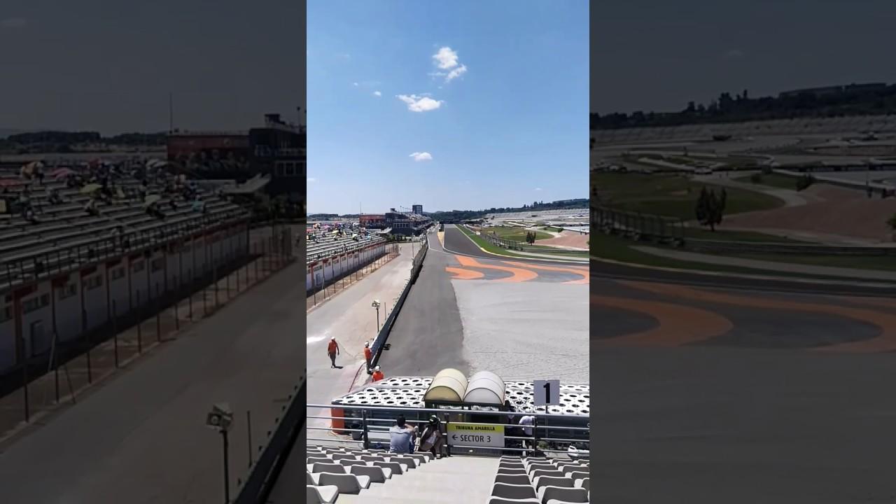 Circuito Cheste : Moto circuito cheste valencia youtube