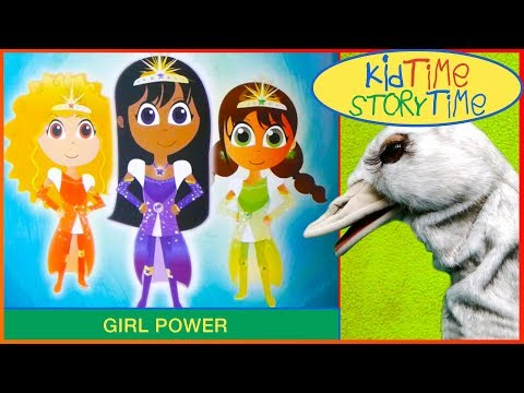 The Super Duper Princess Heroes   Kids Book Read Aloud!
