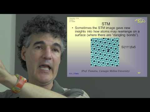 Chem 131A. Lec 07. Quantum Principles: Tunneling Microscopy and Vibrations