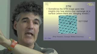 Chem 131A. Lec 07. Quantum Principles: Tunneling Microscopy and Vibrations